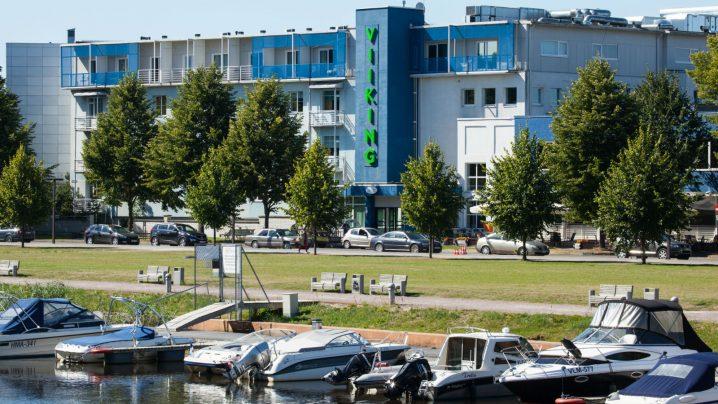 Hotelli kesälla | Viiking Spaa Hotelli | Kylpylä Pärnussa