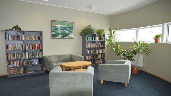 Book corner |Viikinga Spa Hotel