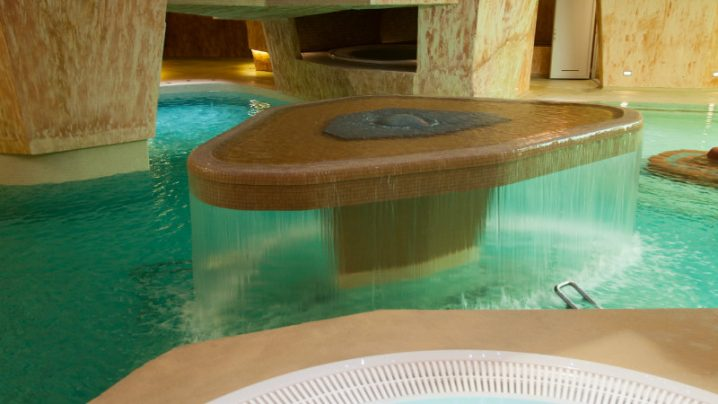Jacuzzi | Water and sauna center | Pärnu spa