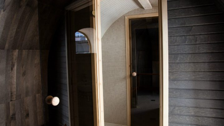 Viking tepee sauna | Viiking Spa Hotel | Water center in Pärnu
