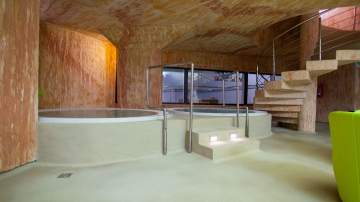 Jaccuzis | Water and sauna center | Pärnu spa