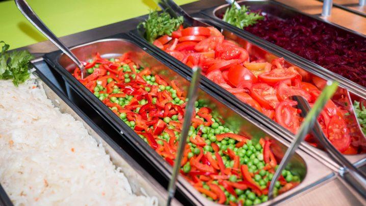 Buffet dinner | Viiking Spa Hotel | Dinner in Pärnu