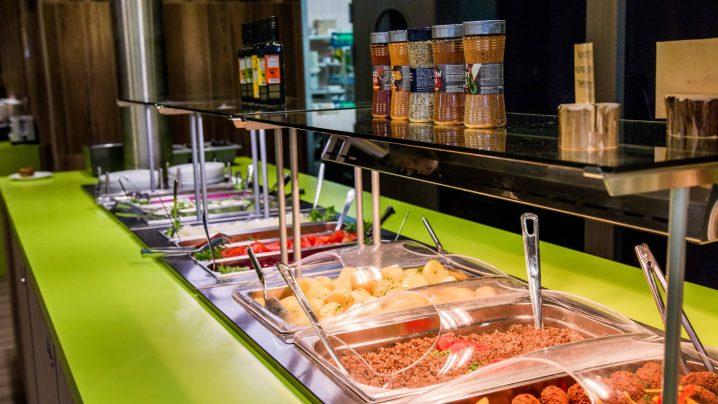 Bufee õhtusöök | Viiking Spaa Hotell |Söögikohad Pärnus