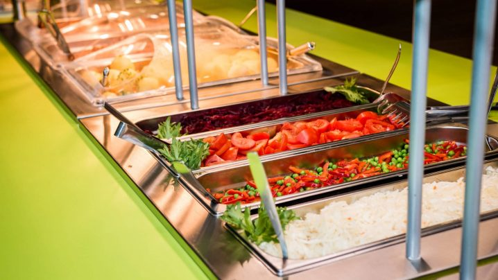 Buffet | Viiking Spa Hotel | Meal in Pärnu