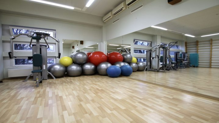 Gym equipment | Viiking Spa Hotel | Accommodation in Pärnu
