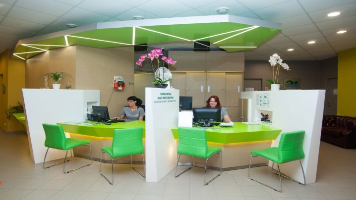 Treatment reception |Viiking Spa Hotel |Health treatments in Pärnu