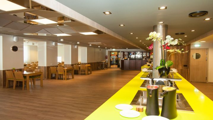 Dining hall I Viiking Spa Hotel in Pärnu I Meal in Pärnu