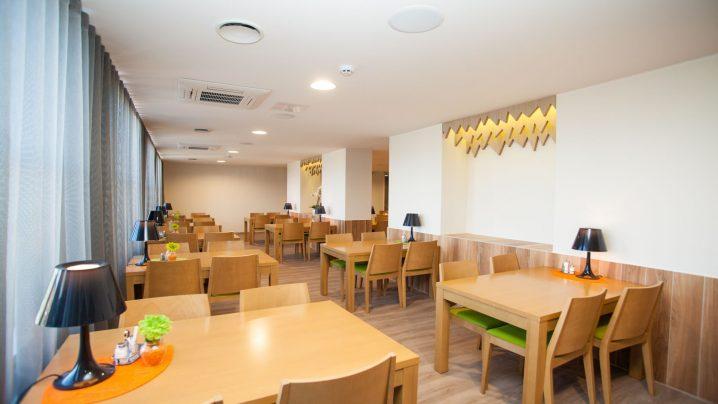 Söögisaal I Viiking Spaa Hotell Pärnus I Toitlustus Pärnus