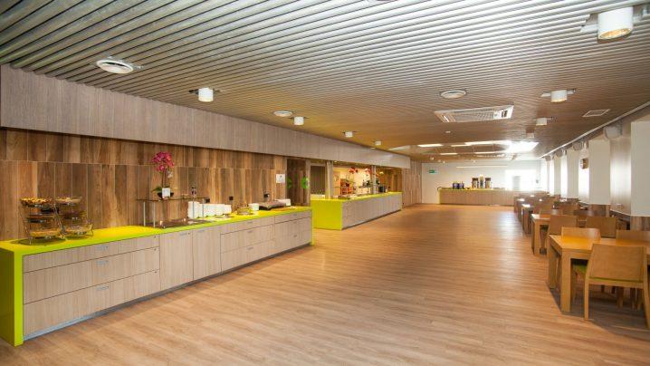 Söögisaal-bufee | Viiking Spaa Hotell |Söögikohad Pärnus