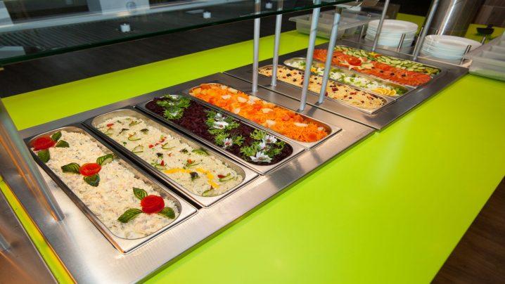 Bufee salativalik | Viiking Spaa Hotell |Söögikohad Pärnus