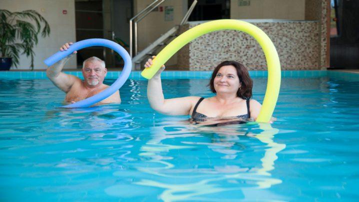 Vesivõimlemine |Viiking Spaa Hotell Pärnus |Spaa teenused Pärnus