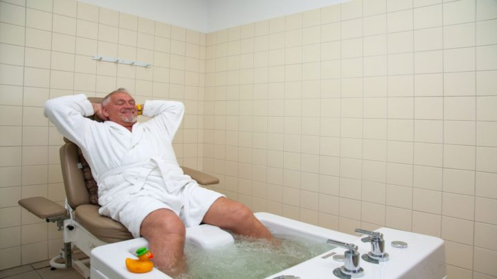 Health screening package for men | Viiking Spa Hotel in Pärnu