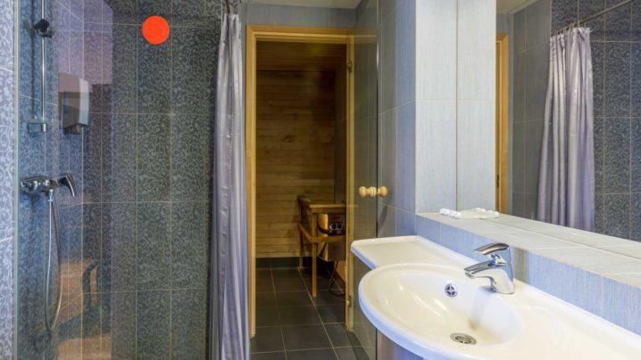 Suite with sauna I Viiking Spa Hotel in Pärnu I Accommodation in Pärnu