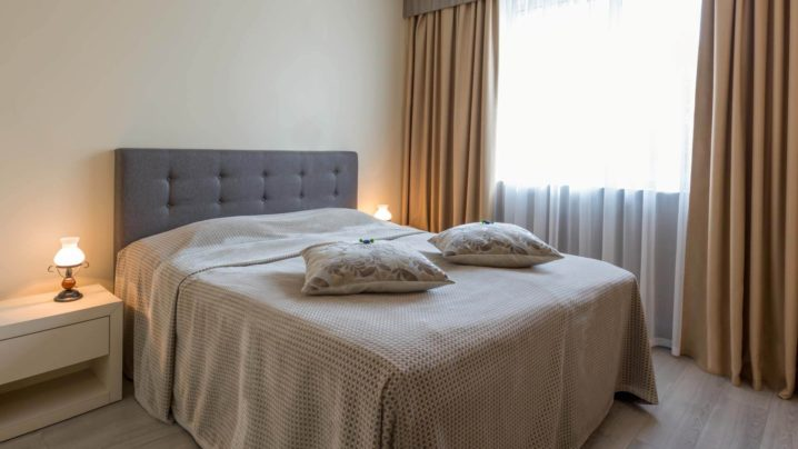 Vanniga sviit magamistuba I Viiking Spaa Hotell Pärnus I Majutus Pärnus