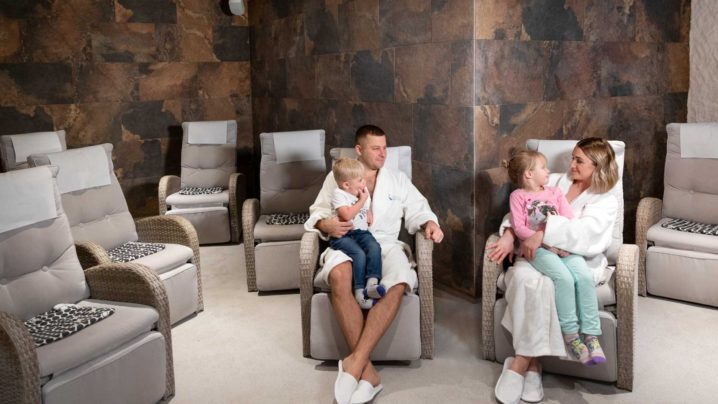 Salt chamber | Viiking Spa Hotel in Pärnu | Health treatments in Pärnu