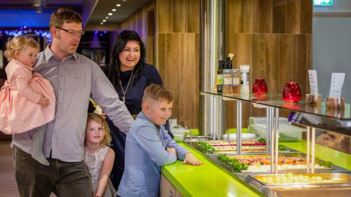Bufett | Viiking Spa Hotel |Meal in Pärnu