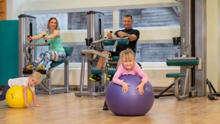 Gym equipment |Viiking Spa Hotel | Gym in Pärnu