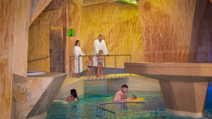 "Water and sauna center ""Viiking Saaga"" 