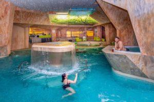 Water center | Viiking Spa Hotel | Water center in Pärnu