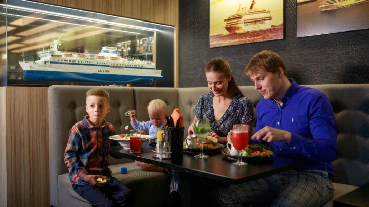 Bar menu I Viiking Spa Hotel in Pärnu I Meal in Pärnu