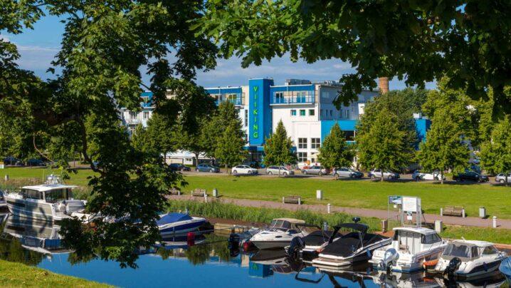 Hotel view | Viiking Spa Hotel | Spa in Pärnu